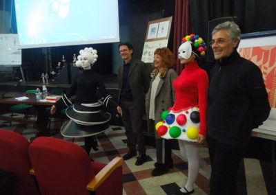"Teatro Forum 1° incontro: ""Il Teatro e le Arti del Bauhaus"""