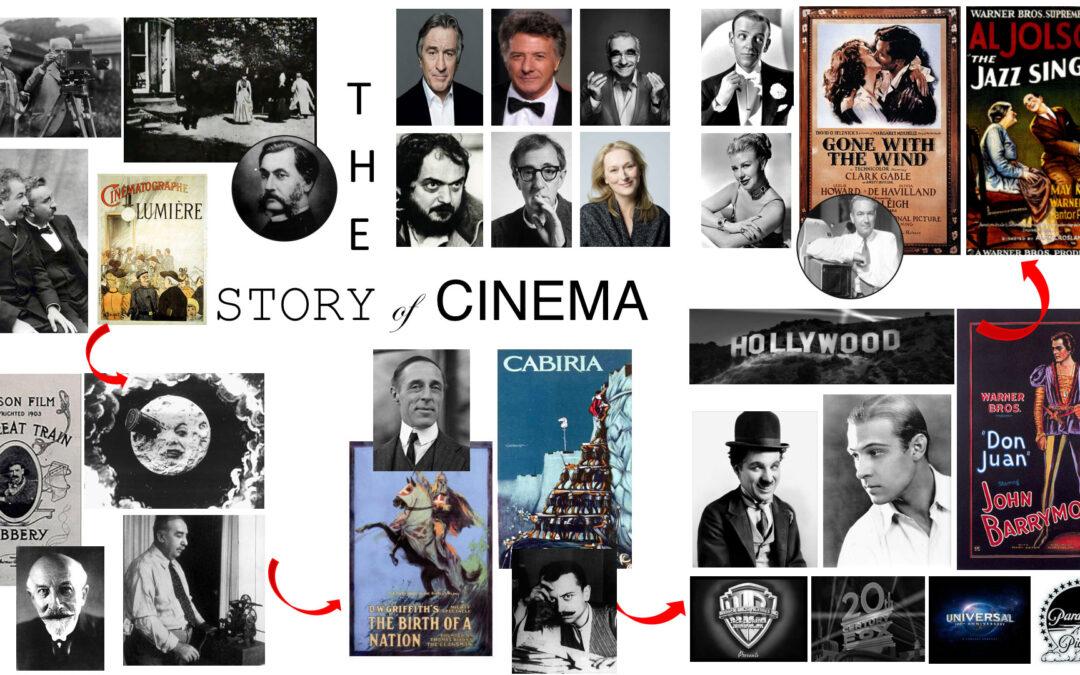 Invenzione del cinema