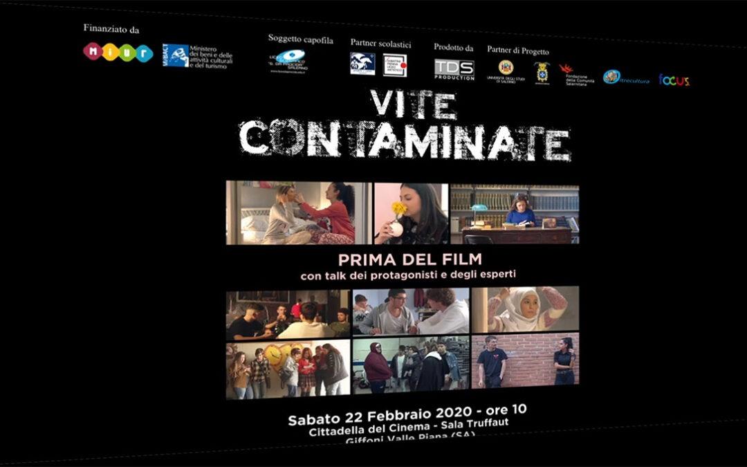 """Proiezione del film """"Vite contaminate"""""""