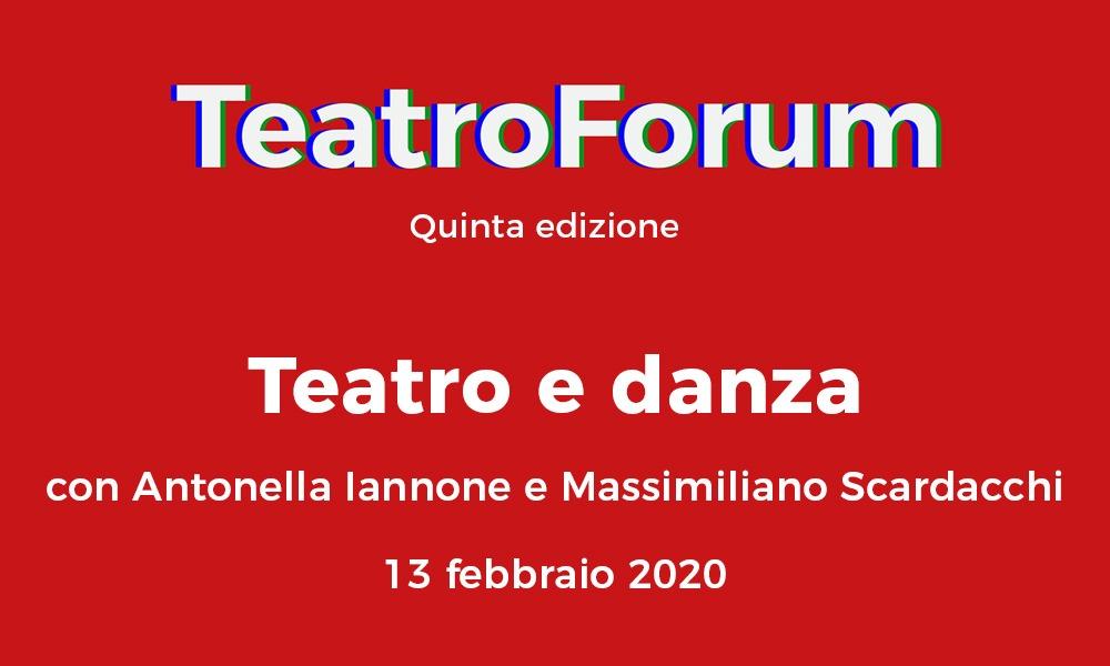Teatro Forum 4° incontro