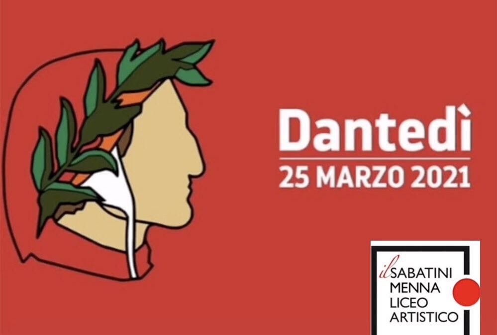 La IV B per il Dantedì