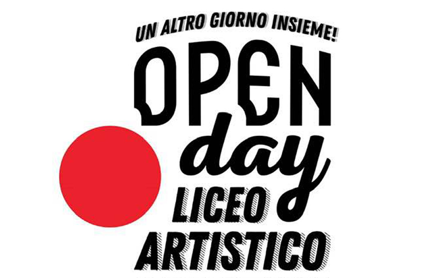 Open Day 26 gennaio 2020